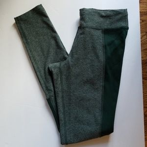 The North Face Green Flash Dry Leggings